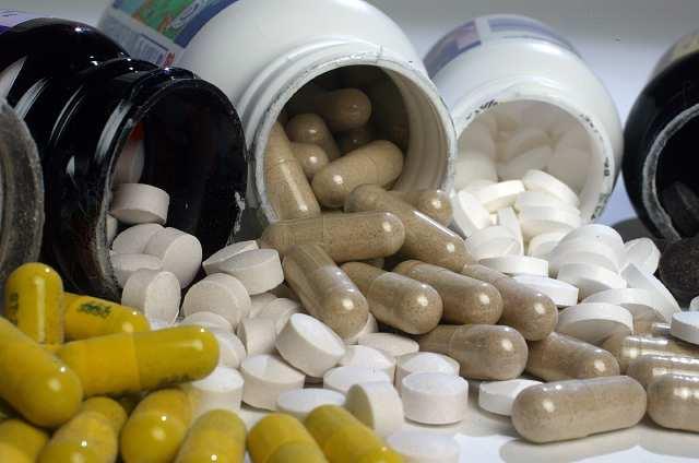 Отрицательное влияние таблеток для похудения