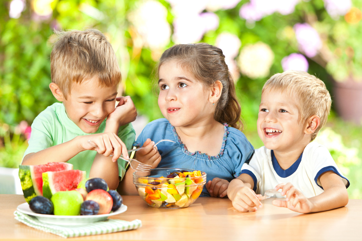 Keeping The Children Healthy - Food Safety