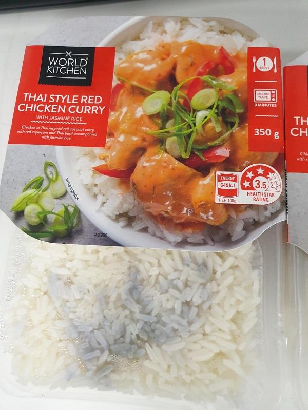 World Kitchen Spotty Rice