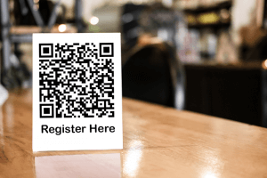 How to setup a FREE registration website for cafes and restaurants