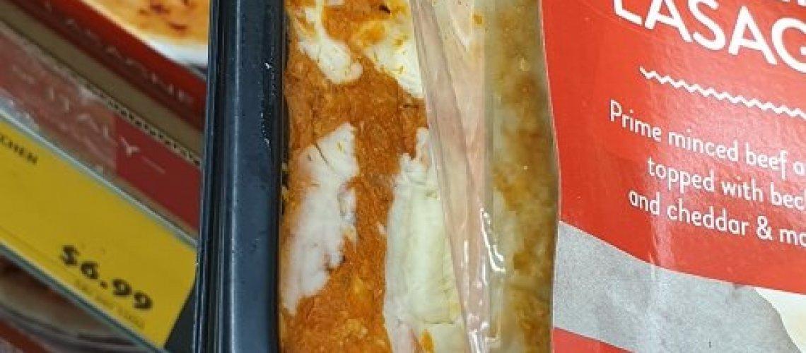 World Kitchen Open Lasagna